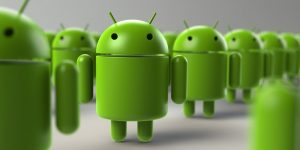 Ready, Set, GO! The race to a Billion Androids