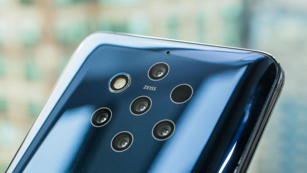 Nokia 9 PureView with Penta Lens