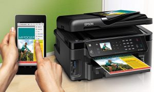 Printing directly from Smartphones and Tablets is the new norm
