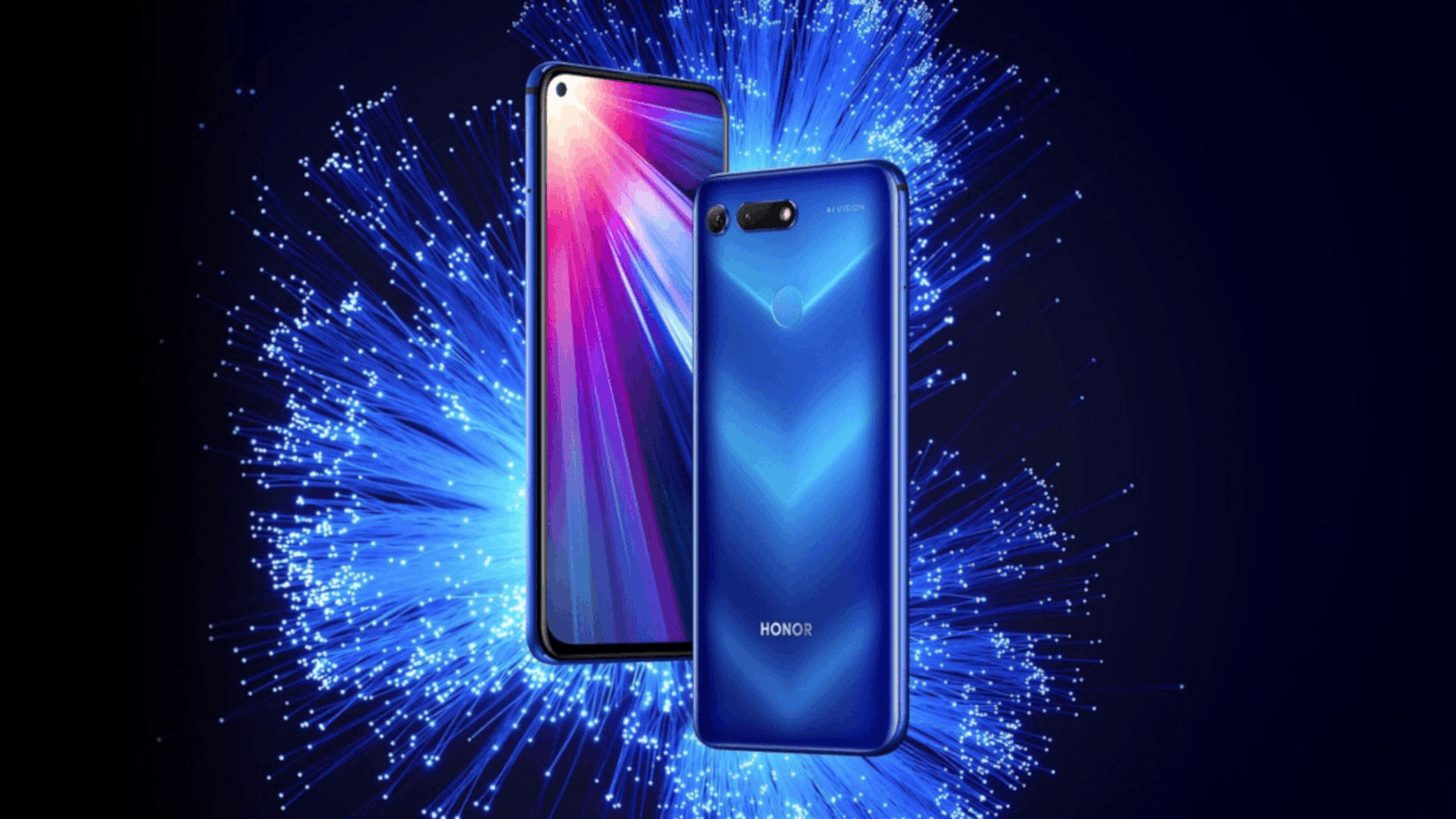 Get ready to experience new Honor 20i