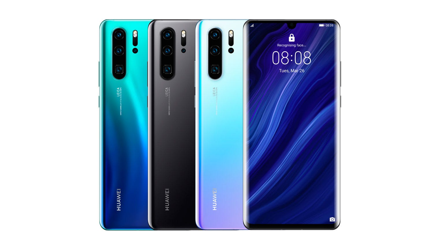 Huawei launches P30 Pro in India