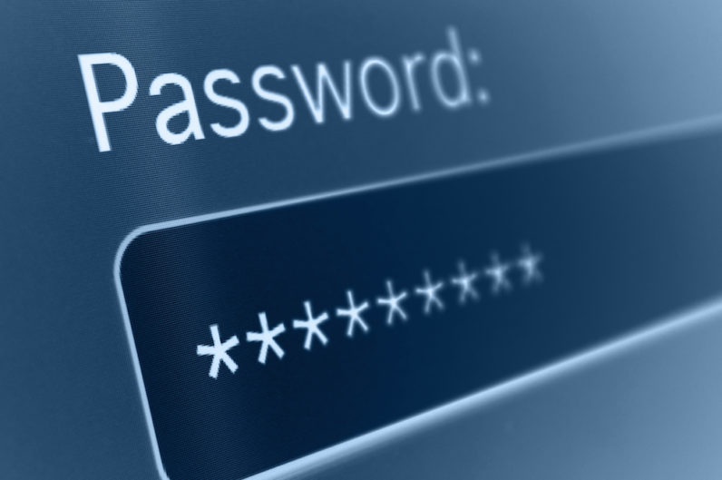 Millions of people use easy password suggests survey