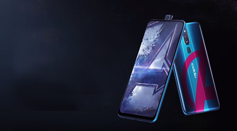 OPPO F11 Pro Avengers edition brings another heroic addition to the brand