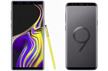 Samsung Galaxy S9, S9 Plus and Note 9