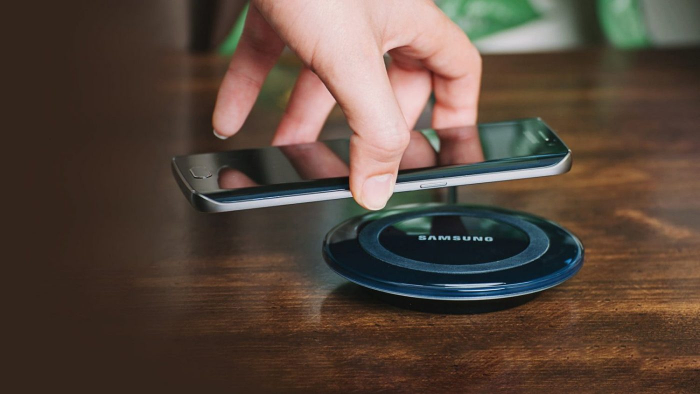 Wireless charging Phones