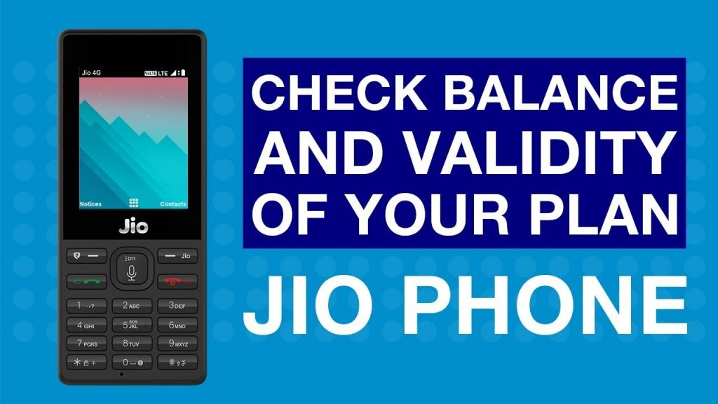 How to Check Jio Balance with Ease?
