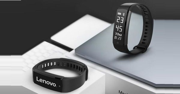 Lenovo Launches Smart Band Cardio 2 (HX06H) at Rs. 1,499