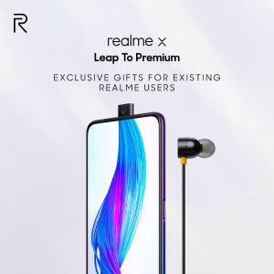 Realme X and Realme 3i launched in India with Appealing Specs