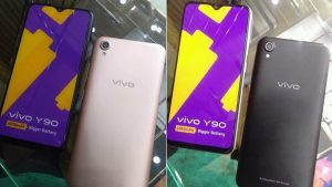 Vivo Launches Budget-Friendly Y90 with a Massive Battery and FullView Display