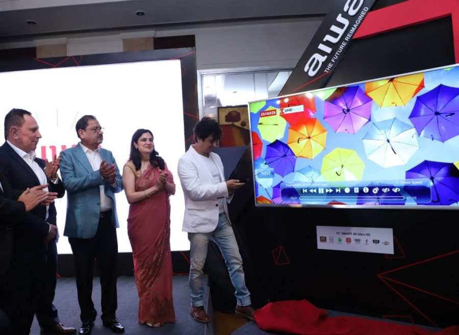 AIWA Re-Enters Indian Market with Smart TVs, Audio and Other Entertainment Products