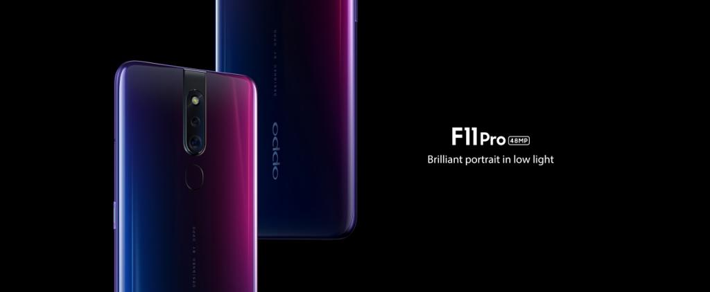 OPPO F11 and F11 Pro Witness Price Cut in India