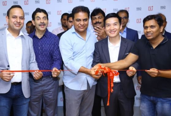 oneplus new R&D centre in hyderabad