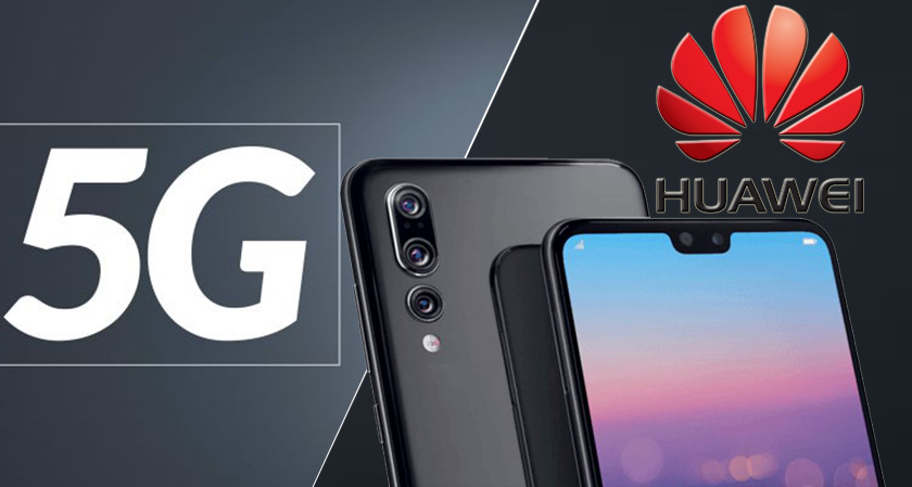 Huawei Might Be Selling Its 5G Business