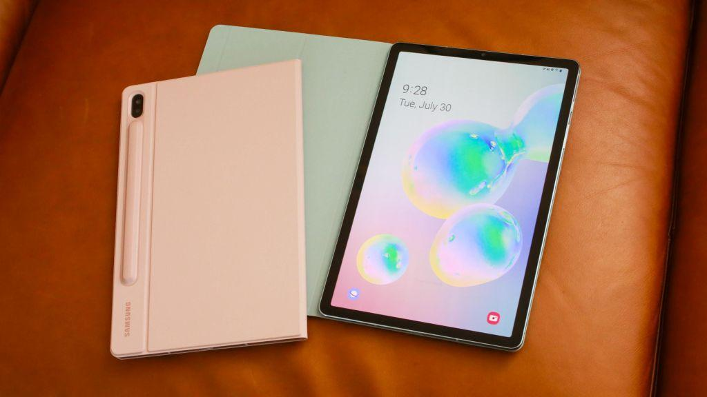 New Galaxy Tab S6