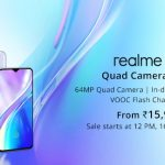 Realme Launches Realme XT, the 64MP Camera Phone at an exclusive price of Rs. 15,999