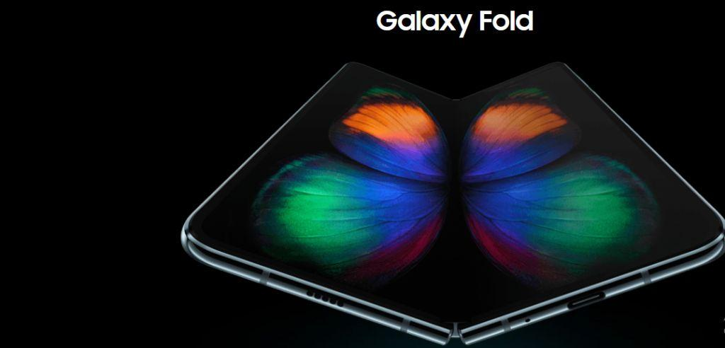 Samsung Galaxy Fold to Be in Stores Soon