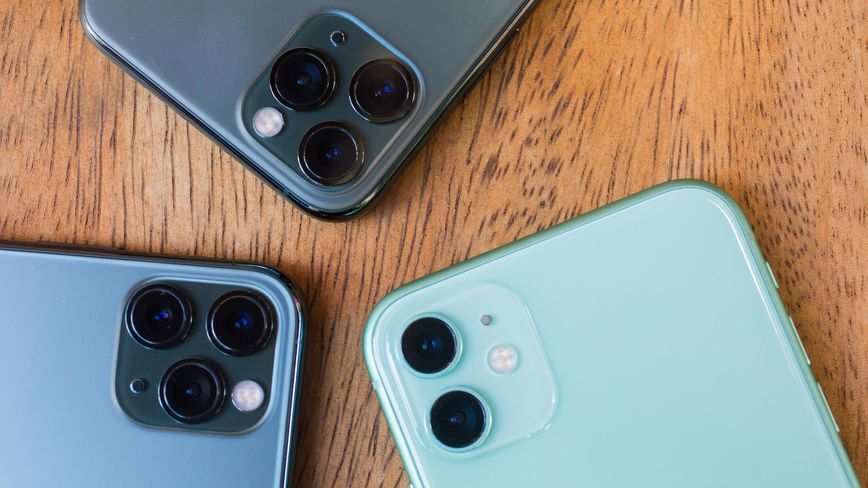 Apple iPhone 11 Series Camera