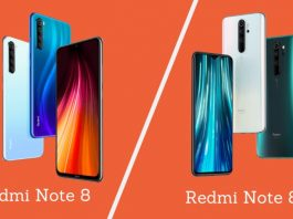 Redmi Note 8 and Redmi Note 8 Pro