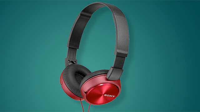 Sony MDR-ZX310 Dynamic Closed-Type