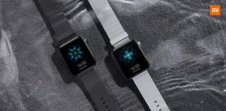 Xiaomi Teases Its First Smartwatch
