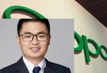 OPPO-appoints-Elvis-Zhou-to-head-India-operations-main