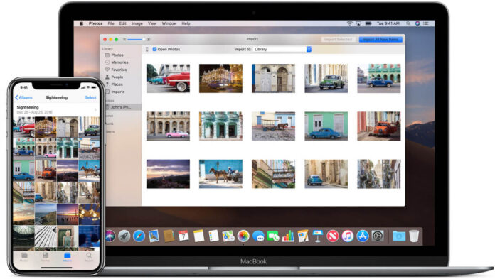 Transfer Your Files from iPhone to Mac